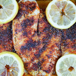 Baked Tilapia Seasoning Recipes.