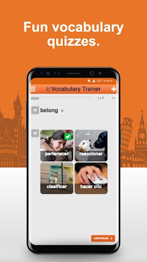 Learn English Words Free screenshot 3