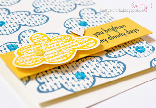 Photo: http://bettys-crafts.blogspot.de/2014/07/you-brighten-my-cloudy-days.html