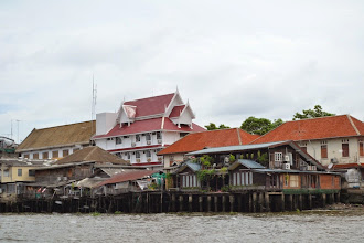 Photo: View from the river