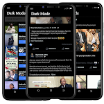 Dark Theme Mode for Facebook V3.00