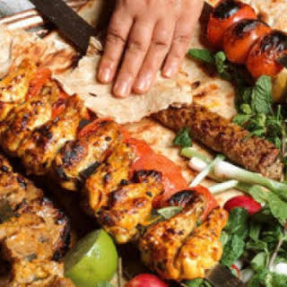 Jujeh Kabob (Persian Chicken Kabob).