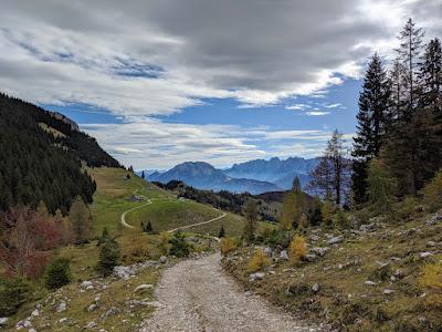 Around Brünnstein mtb - Oct 19