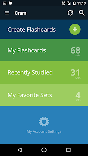 application flashcards android