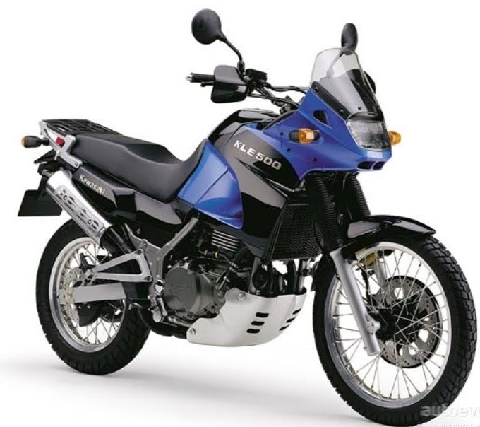 Kawasaki KLE 500 -manual-taller-despiece-mecanica