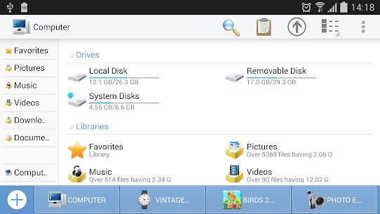 Computer File Explorer 1
