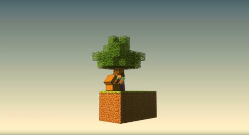 SkyBlock for Minecraft PE screenshot 2