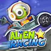 Alien Racing - Climb Up Hills