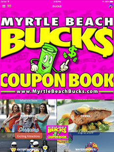 Myrtle Beach Bucks- screenshot thumbnail