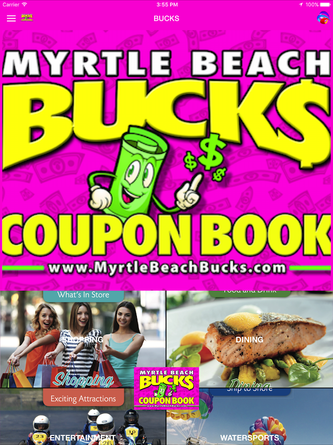 Myrtle Beach Bucks- screenshot