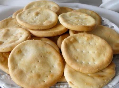 Dietary Russian Cookies