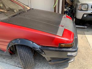 スプリンタートレノ AE86 のカスタム事例画像 ヨッシーさんの2019年04月09日12:44の投稿