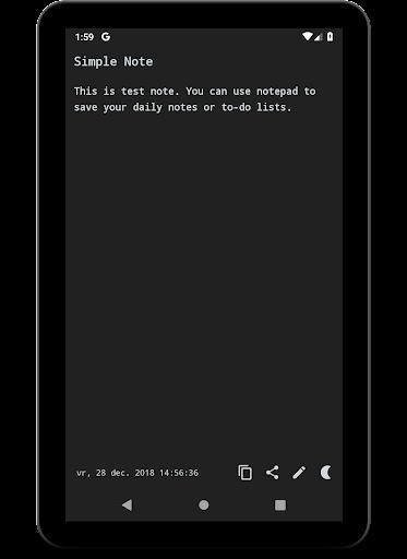 Notes (Material Notepad) 3.1.30 screenshots 9