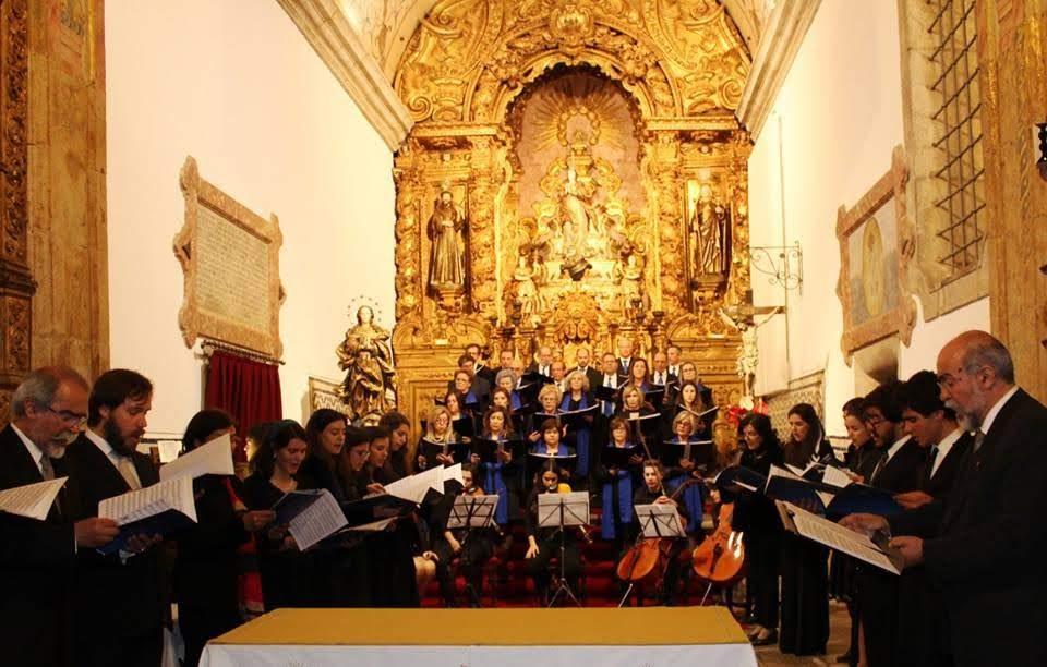 Misericórdia de Lamego ofereceu concerto arrebatador na Igreja das Chagas