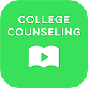 College admissions counseling icon