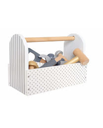 Toolbox silver