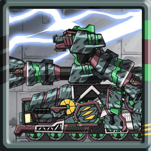 합체! 다이노 로봇 - 세이스모사우루스 공룡게임 休閒 LOGO-玩APPs