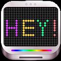 LED Panel (Scroller & Emoji)