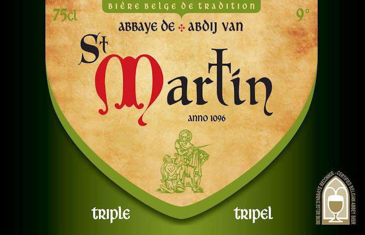 Logo of Brunehaut Abbaye De Saint-Martin Tripel