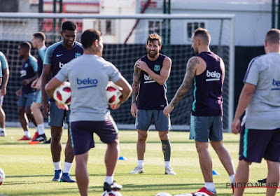 ? Le Barça s'amuse face à Boca Juniors pour le Trophée Gamper, Vermaelen tout proche de marquer un but