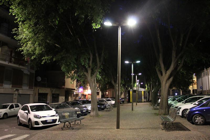Piazza di notte di Pretoriano