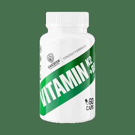 Vitamin K2+D3 60 caps