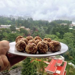 Raw Power Protein Balls (Vegan, Gluten-Free).