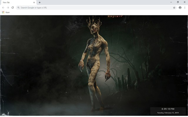 Outlast 2 New Tab & Wallpapers Collection