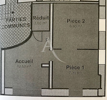 Vente divers 3 pièces 31,79 m2