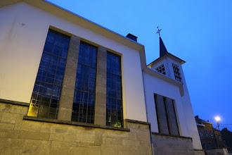 Photo: Eglise Notre-Dame de l'Assomption dédiée à Ste Gode (déformation de Gudule)
