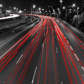 AYALON by Catalino Adolfo   Jr. - Transportation Roads ( transportation, roads )