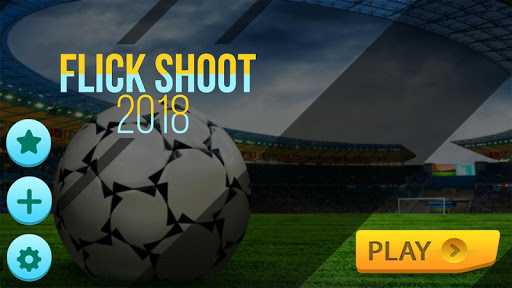 Ultimate Soccer hero Flick Shoot 2018 League 1.0.1 screenshots 1