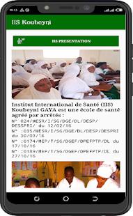 Download IIS Gaya For PC Windows and Mac apk screenshot 2
