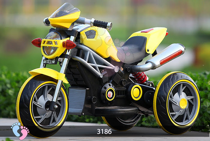 Xe mô tô điện trẻ em 3186 1