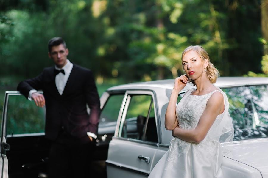 Wedding photographer Liutauras Bilevicius (Liuu). Photo of 06.02.2018