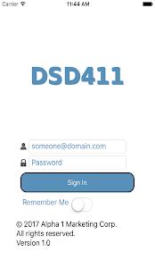 DSD411 - náhled