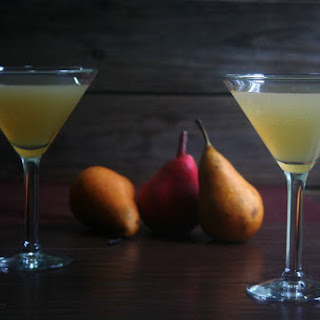 Pear Juice Cocktail Recipes.