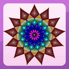Coloring Book - Mandala HD