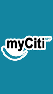 myCitiApp- screenshot thumbnail