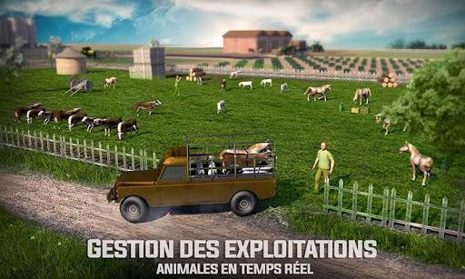 Télécharger gratuit Expert simulateur d'élevage jeux de ferme 2018 APK MOD 2