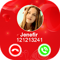 Call Screen Theme with Caller ID icon
