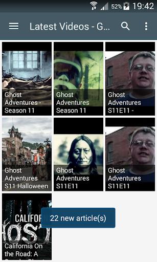 Ghost Adventures Videos