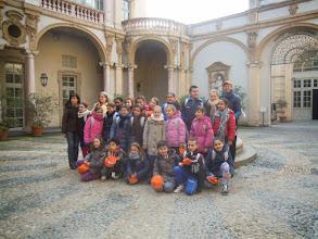 """Photo: 11/03/2015 - Istituto comprensivo """"Cena"""" scuola elementare Abbadia di Stura di Torino. Classe IV C."""