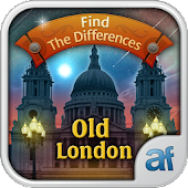 Find The Difference: London
