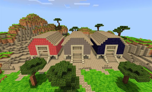 Map Fortnite Battle Royale for MCPE for PC