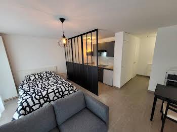 Studio meublé 34 m2