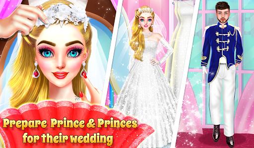 Mermaid & Prince Rescue Love Crush Story Game filehippodl screenshot 3