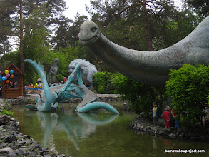 Photo: At the Novosibirsk zoo