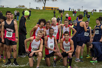 Photo: Varsity Boys 3A Eastern Washington Regional Cross Country Championship  Prints: http://photos.garypaulson.net/p508495143/e491382bc