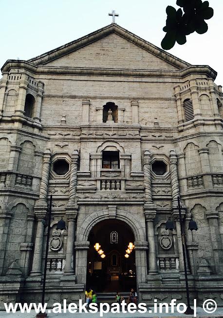 Visita Iglesia, Visita Iglesia 2017, Nuestra Señora de los Remedios, Malate Catholic Church